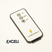 LUMINARA Candle Remote Control for 13cm 18cm & 23cm IR Remote Enabled Candles