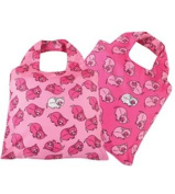 Envirosax Piggy in The Middle - Folding Reusable Shopping Bag - Bag For Life