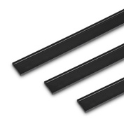 ESP By Ettore Professional 46cm Window Cleaning Replacement Soft Rubber Squeegee - Comes With TCH Anti-Bacterial Pen!