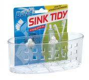 Duzzit Sink Tidy - Ideal for Kitchens & Bathrooms