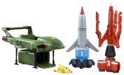 Thunderbirds Thunderbirds Vehicle Super Set Action Figure