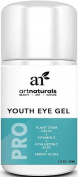 ArtNaturals - The Best Eye Wrinkle Cream / Gel 30ml, 100% Natural, Ageless Looking Skin, Good For Dark Circles, Puffiness, Fine Lines - From Organic Aloe, Hyaluronic Acid & More - For Men & Women