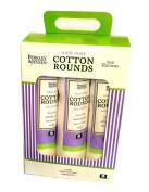 Berkley and Jensen 100% Pure Cotton Rounds 600 ct.
