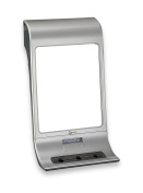 Zennery LED Lighted Shower Mirror with Accessory Holder