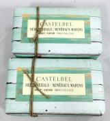 Castelbel Sea Minerals 300gram Bath Soap Bar - 2 Bars