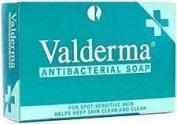 Valderma Antibacterial Soap Bar - 100 G