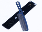 Professional Stainless Steel Comb 19cm long, 39g in weight - US Seller WM0018