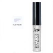 J Cat Eternal Shine Lip Glaze 133 Flash White