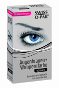 Swiss-O-Par Eyebrow and Eyelash Colour Black