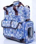 Myheartgoon Multi-function Large Tote Baby Nappy Bag Backpack