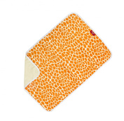 PVC FREE Duckery Kid Waterproof Baby Nappy Changing Pocket Pad in Vibrant Colour for Home and Travel
