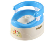 TTBOO Potty Training Learn to Flush,Blue