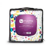 4moms RockaRoo Insert - Multi Plush Fabric