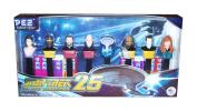 Pez Star Trek Dispensers Collectors Series The Next Generation 25th Anniversary Gift Set Pez Star T