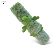 Soft Plush Fuzzy Turtle Safety Seat Belt Cover Kid Shoulder Cover Car Pad