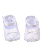HuntGold Lovely Newborn Baby Girl Infant Toddler Soft Warm Leopard Princess Shoes Cack