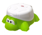 Little Tikes 4-in-1 Potty Trainer Seat, Turtle