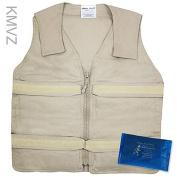 Lightweight Kool Max® Zipper Front Vest