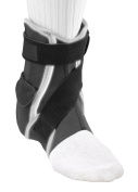 Mueller Sports Medicine HG80 Premium Hard Shell Right Ankle Brace, X-Large, 0.3kg