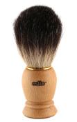 Estilo 100% Pure Badger Hair Shaving Brush with Beech Wooden Handle