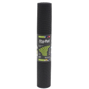 StayPut ECO PER non-slip Fabric Roll (20ins x 6ft/50.8 x 183cm) - versatile with superb green credentials, PERB0060-20-Black