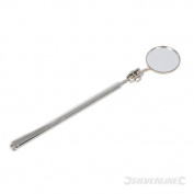 Silverline 129472 Telescopic Inspection Mirror 166 - 500mm