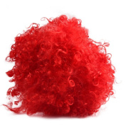 Sunward Fashion Unisex Adult & Children Short Curly Afro Wig Hair Human Wigs Hallowmas Masquerade Hair Wig