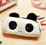 NEW Soft Cute Plush Cosmetic Makeup Cartoon Storage Bag Pen Pencil Pouch Case Em