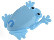SFamily Creative Frog Shape Multi-functional Toothbrush Wash Storage Holder Daily Life Necessities Storage Rack Holder