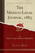 The Medico-Legal Journal, 1883, Vol. 1