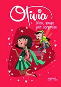 Olivia y Nico, Amigo Por Sorpresa [Spanish]