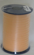 Peach 0.5cm Curling Ribbon 500 Yards (460m) Balloons, Gifts, Party, WeddingLight