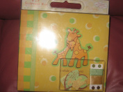 SCRAPBOOK KIT-20cm x 20cm - FOR ALL YOUR SPECIAL MEMORIES