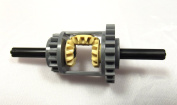 LEGO Technic - differential gears (Gear) 60cm - 41cm the new grey - Complete Set