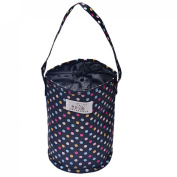 Lunch Bags, Voberry® Thermal Insulated Dot Tote Lunch Box Cooler Bag Bento Pouch Lunch Container Grocery Bags