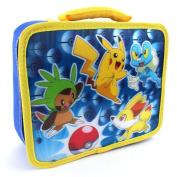 Pokemon Soft Lunch Box