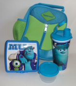 Tupperware Walt Disney Monsters Inc Mike and Sully Children's Lunch Set