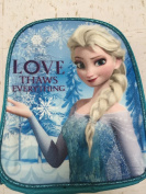Disney Frozen Princess Elsa Lunch Bag Box Love Thaws Everything Blue
