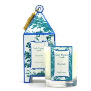 Seda France Classic Toile Hyacinth Pagoda Candle