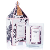 Classic Toile Vanille a la Francaise Pagoda Candle Size