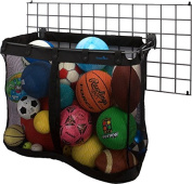 Organised Living Activity Organiser Big Mesh Sports Basket