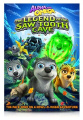 Legend Of The Saw Tooth Cave / Family Vacation [Region 4]