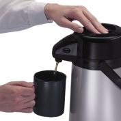 4 X Thermos Push Button Pump Pot - 1.9 L