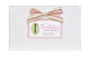 Baby's First Birthday Photo Album - 1st Birthday Girl Brag Book