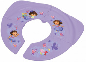 Dora Nickelodeon Folding Potty Seat, Purple, 18 Plus Months