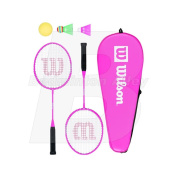 Wilson Hope Junior Badminton Set Kit