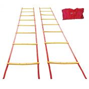 AGORA Sports Agility Ladder with Bag