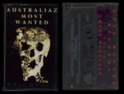 AUSTRALIAZ MOST WANTED PSYCHOSIS [Audio Cassette]