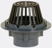 Sioux Chief 867-A4 10cm ABS Roof Drain