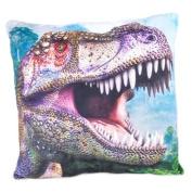 T Rex Dinosaur Plush Pillow